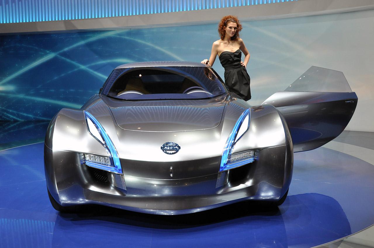 nissan s electric sports car breathe auto